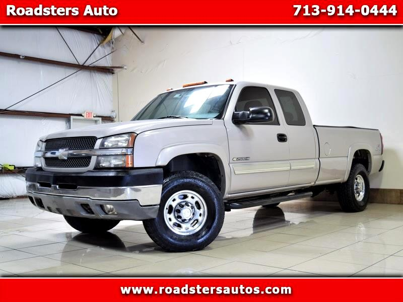 Chevrolet Silverado 2500HD LT Ext. Cab Long Bed 4WD 2004