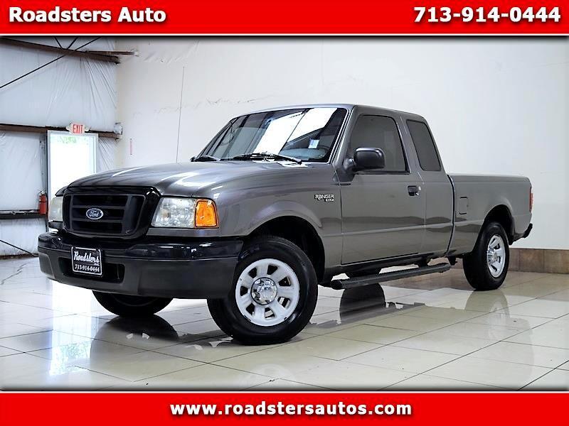 Ford Ranger XL SuperCab 2WD 2004