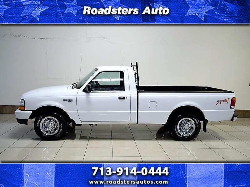 1999 Ford Ranger XLT Reg. Cab Short Bed 2WD