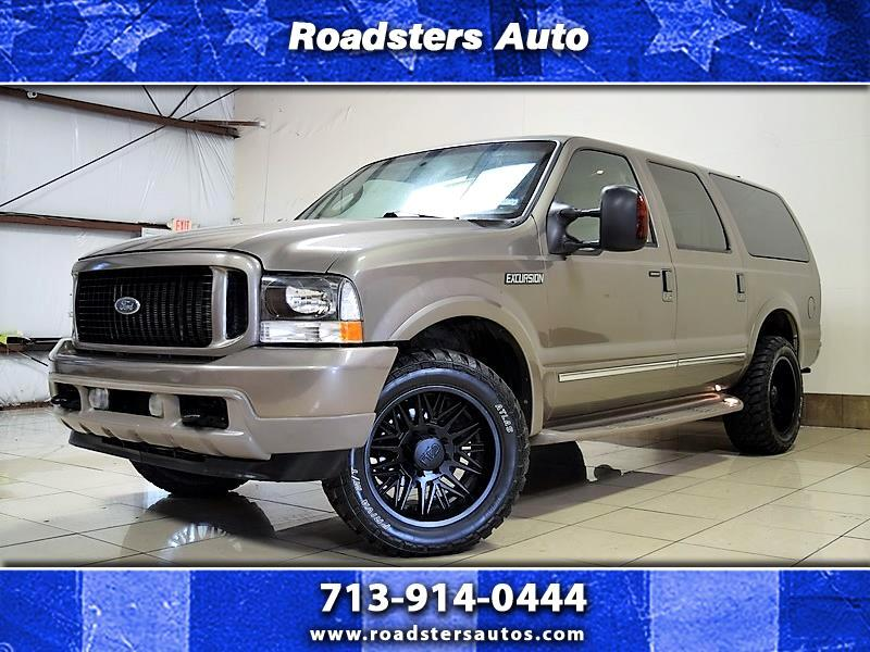 2004 Ford Excursion Limited 6.0L 2WD