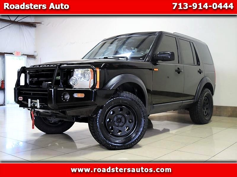 2008 Land Rover LR3 LIFTED