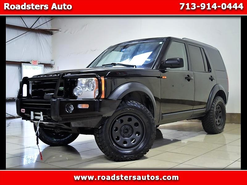 2006 Land Rover LR3 LIFTED