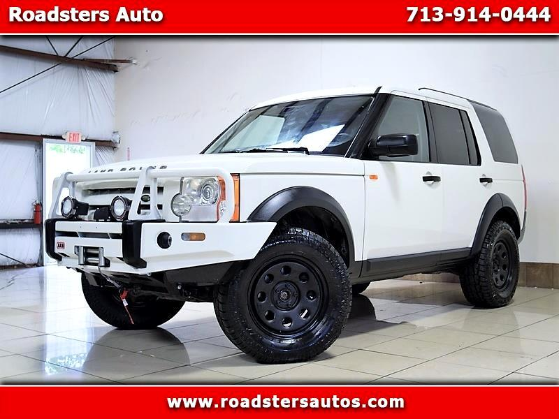 2007 Land Rover LR3 LIFTED