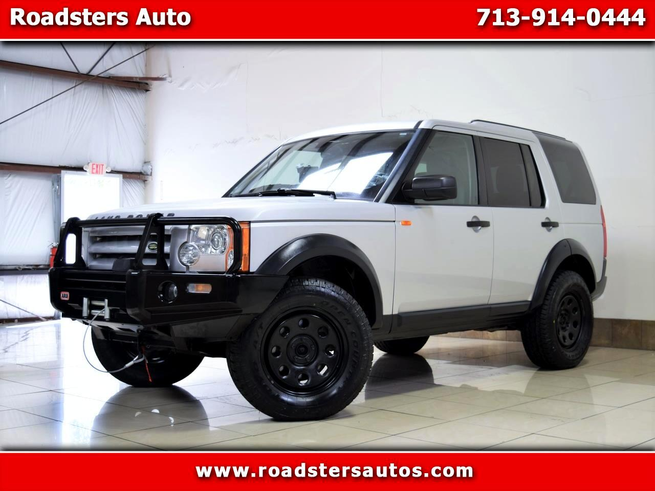 2005 Land Rover LR3 SE LIFTED