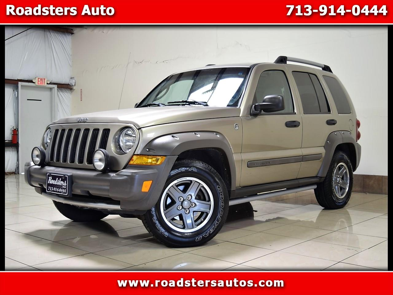 Jeep Liberty Renegade 4WD 2006
