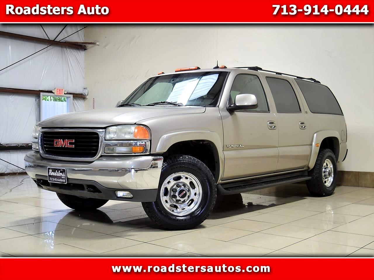2003 GMC Yukon XL 2500 4WD