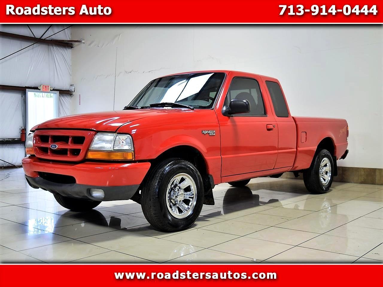 1999 Ford Ranger XLT SuperCab 2WD