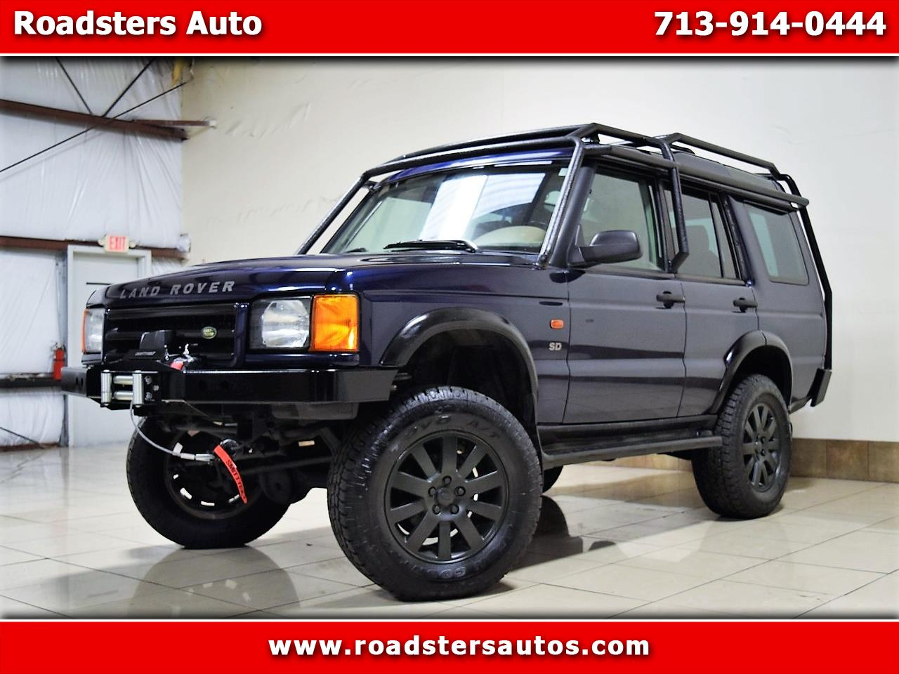 Land Rover Discovery Series II SD 2001