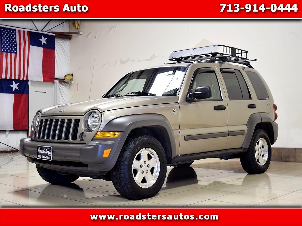 Jeep Liberty Sport 4WD 2006