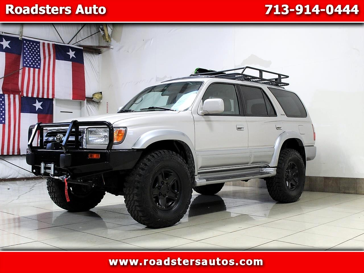 Toyota 4Runner Limited 4WD 1999