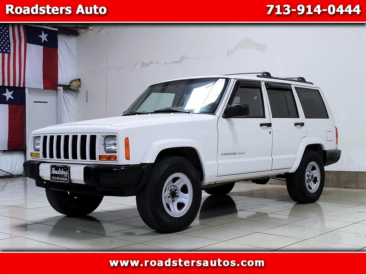 Jeep Cherokee Sport 4-Door 2WD 1999