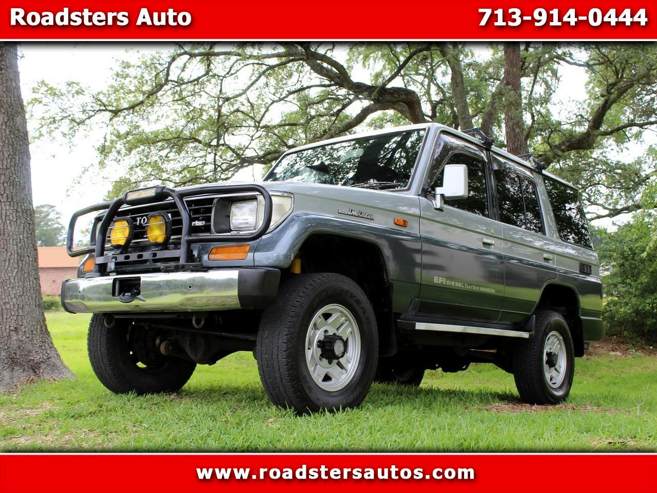 Toyota Land Cruiser 4WD 1990
