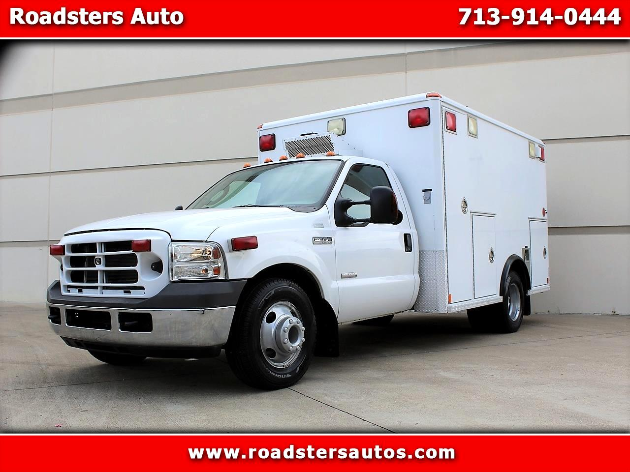 Ford F-350 SD XLT 2WD DRW 2005