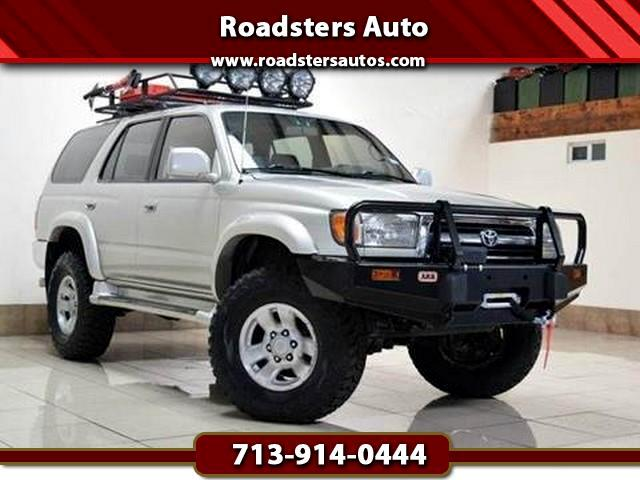 2000 Toyota 4Runner LIFTED 4X4