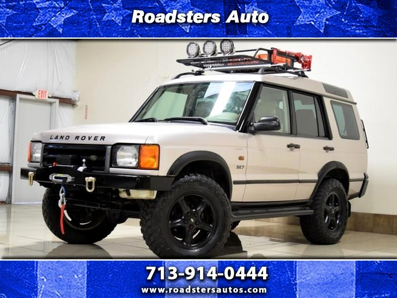 2001 Land Rover Discovery LIFTED SE7