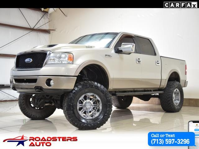 2006 Ford F-150 LIFTED 4X4