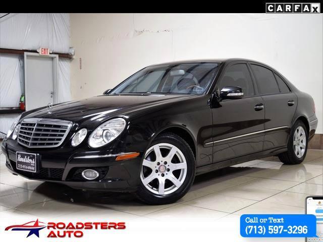 2009 Mercedes-Benz E-Class E320 BlueTEC Sedan