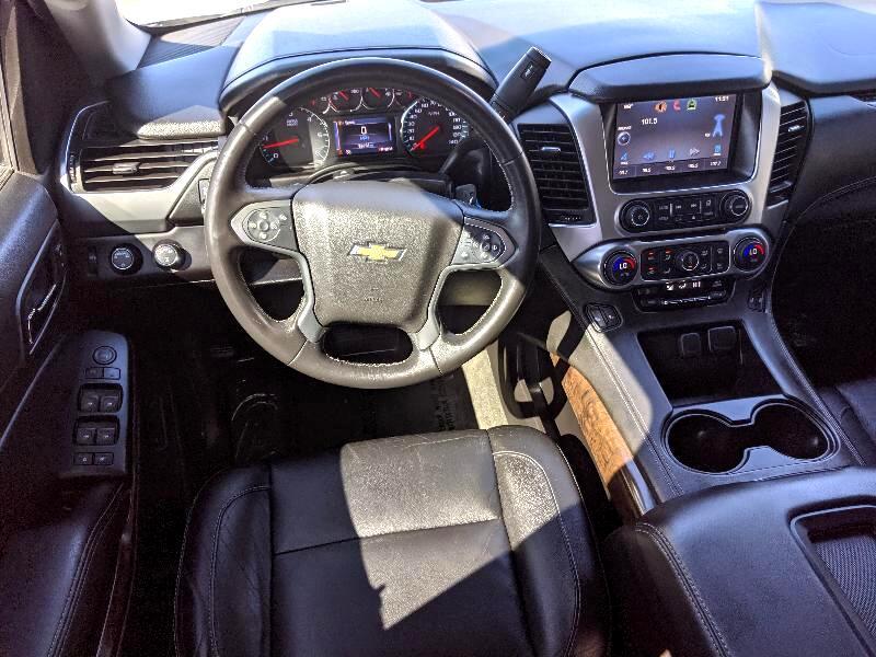 Chevrolet Tahoe LT 4WD 2015