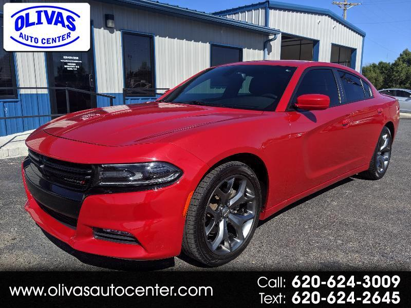 2016 Dodge Charger SXT Plus