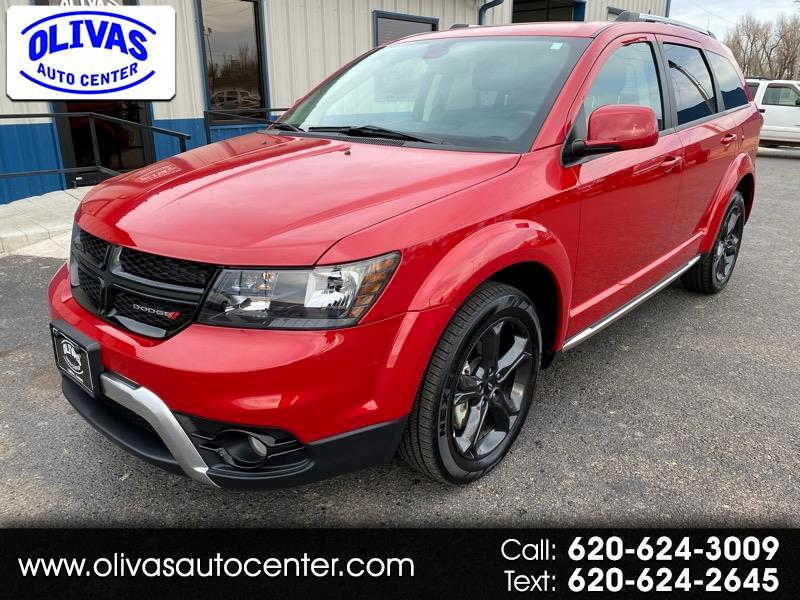 Dodge Journey AWD 4dr Crossroad 2019