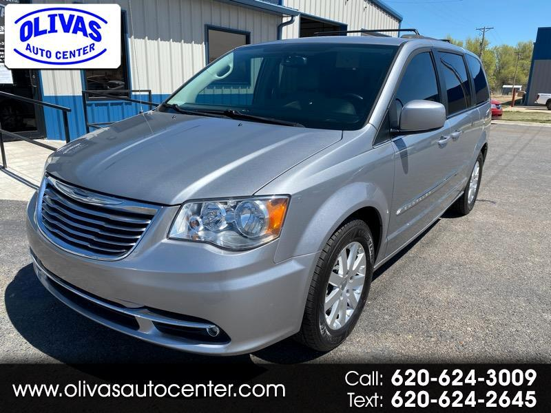 Chrysler Town and Country Touring 2015