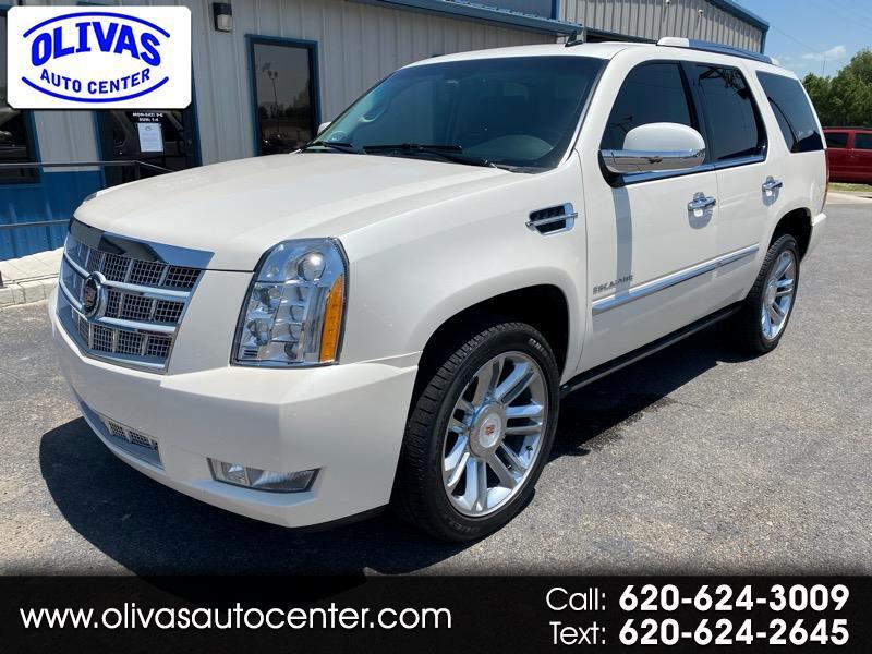 Cadillac Escalade AWD Platinum 2013