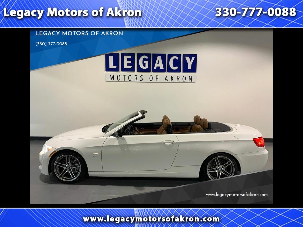 BMW 3 Series 2dr Conv 335is 2011