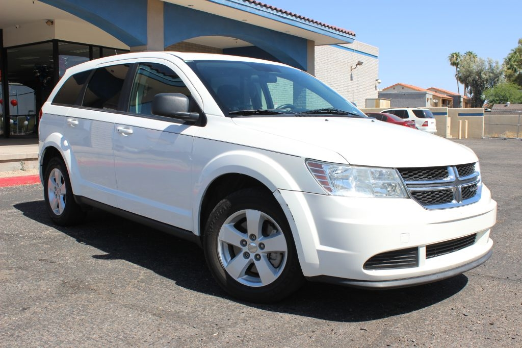2013 Dodge Journey FWD 4dr American Value Pkg