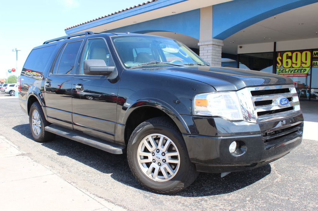 2013 Ford Expedition EL 2WD 4dr XLT