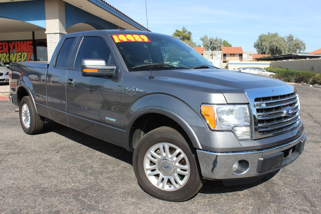 Used 2013 Ford F 150 For Sale In Phoenix Az 85023 A To Z Auto Mall