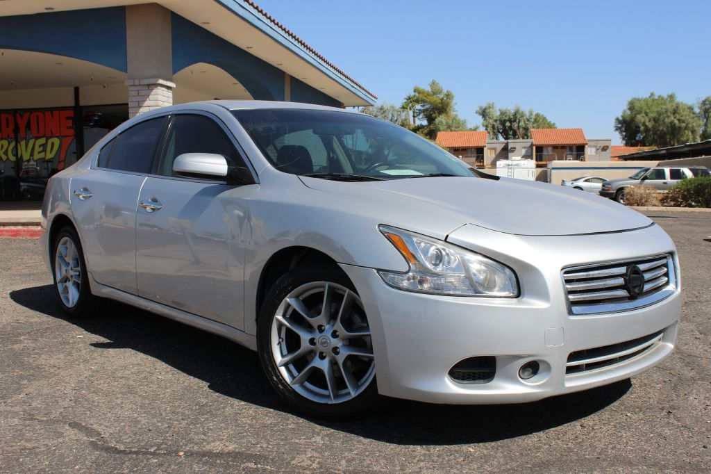 2014 Nissan Maxima 4dr Sdn 3.5 S