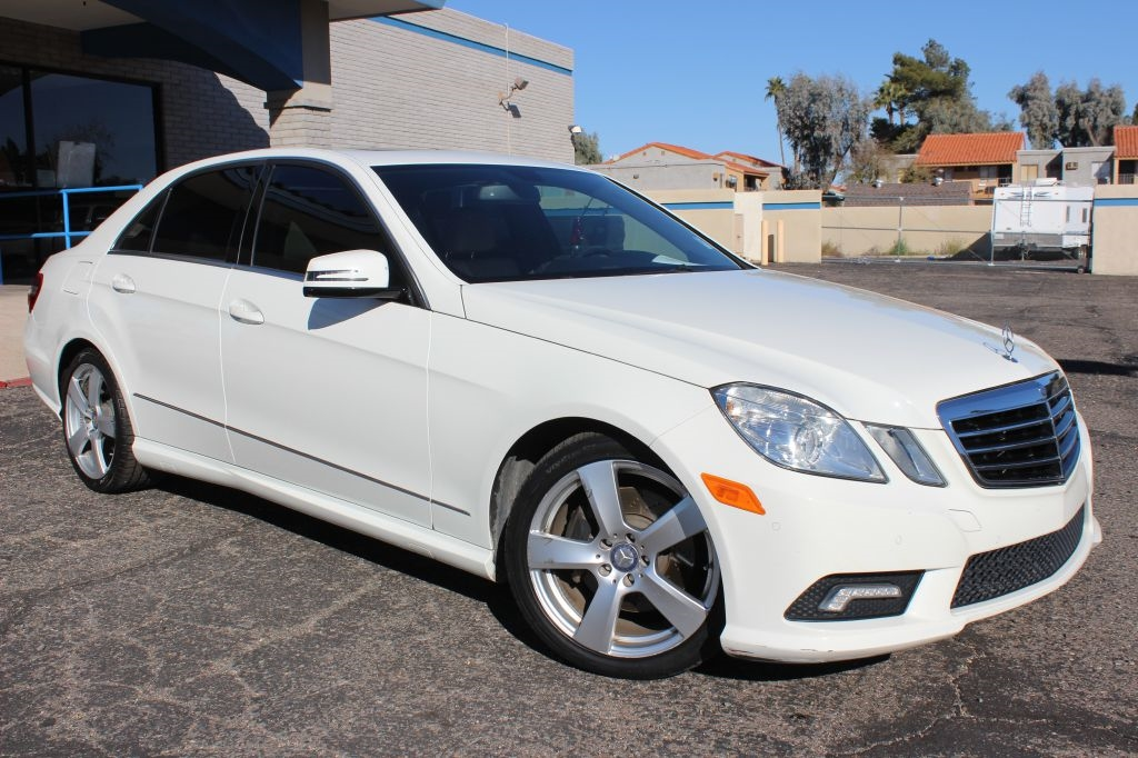 2011 Mercedes-Benz E-Class 4dr Sdn E 350 Luxury RWD