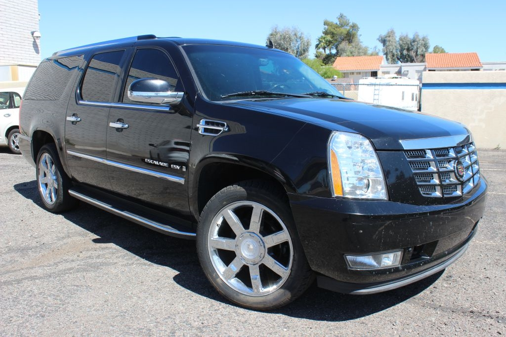 2008 Cadillac Escalade For Sale: Used 2008 Cadillac Escalade ESV AWD 4dr For Sale In