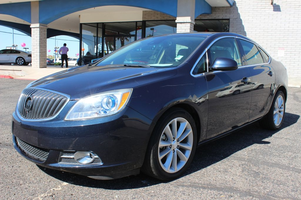 2015 Buick Verano 4dr Sdn Convenience Group