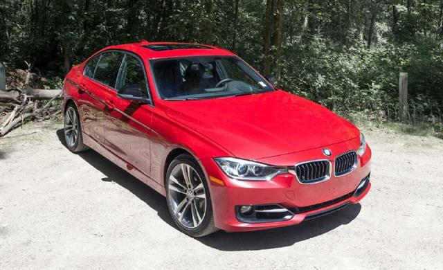 2015 BMW 3-Series I SULEV