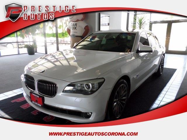 2012 BMW 7-Series 740i