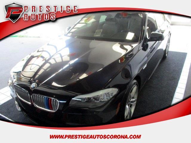 2012 BMW 5-Series 550i