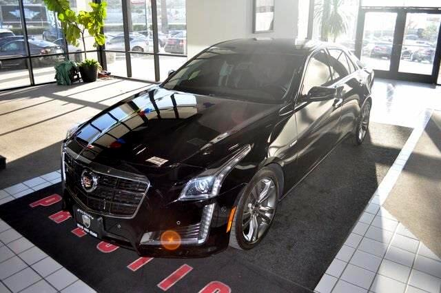 2014 Cadillac CTS 3.6L Twin Turbo Vsport Performance RWD
