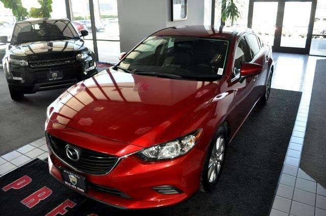 2016 Mazda MAZDA6 i Sport AT