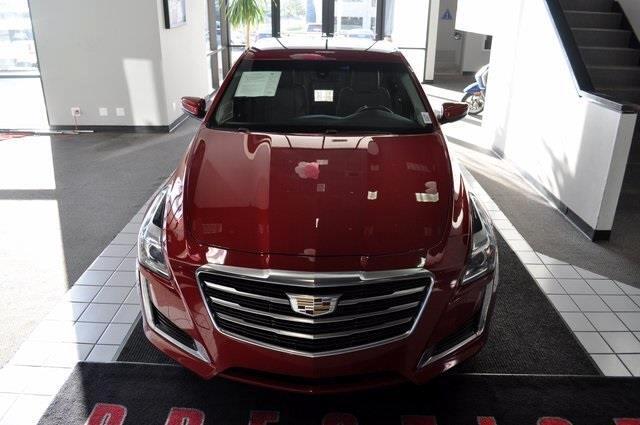2016 Cadillac CTS 2.0L Turbo RWD