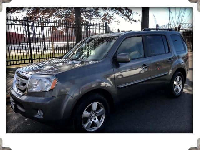 2009 Honda Pilot EX-L 4WD With Back Up Camera
