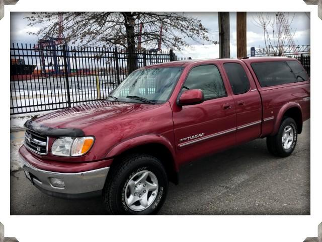 2000 Toyota Tundra Limited Access Cab 4WD