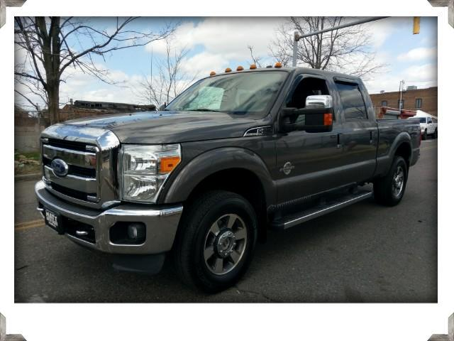 2011 Ford F-250 SD XLT Lariat Crew Cab 4WD