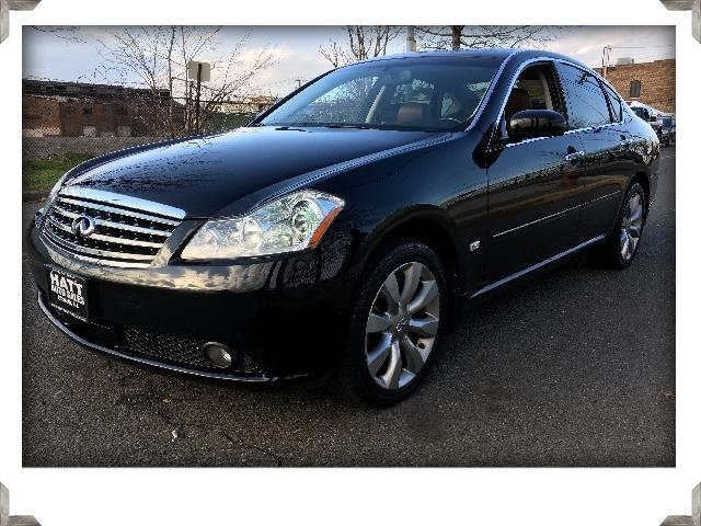 2007 Infiniti M 35 AWD LEATHER NAVIGATION & BACK UP CAMERA
