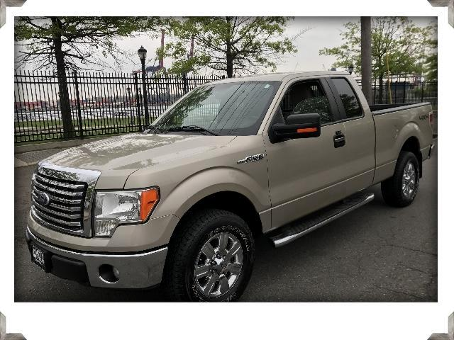 2010 Ford F-150 XLT Ext. Cab 4WD