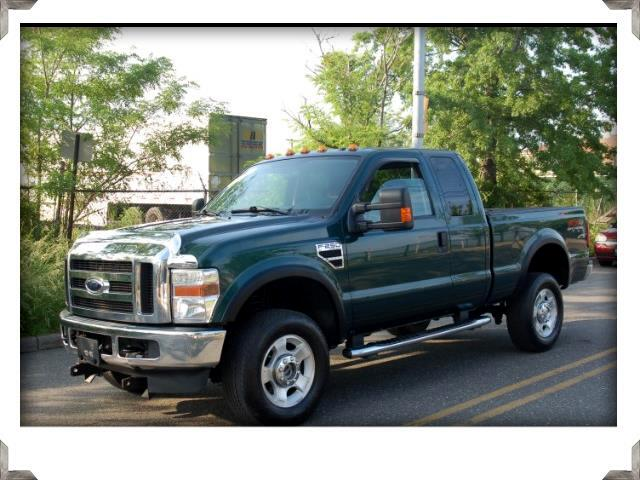 2010 Ford F-250 SD XL Super Cab 4WD