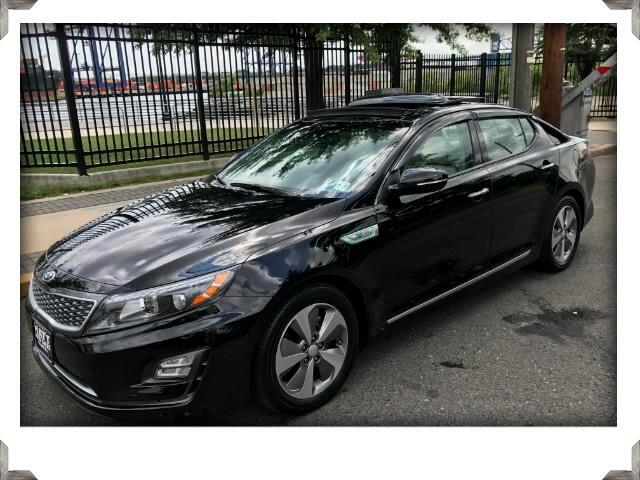 2015 Kia Optima Hybrid EX LEATHER PANORAMIC ROOF NAV WITH BACK UP CAMERA