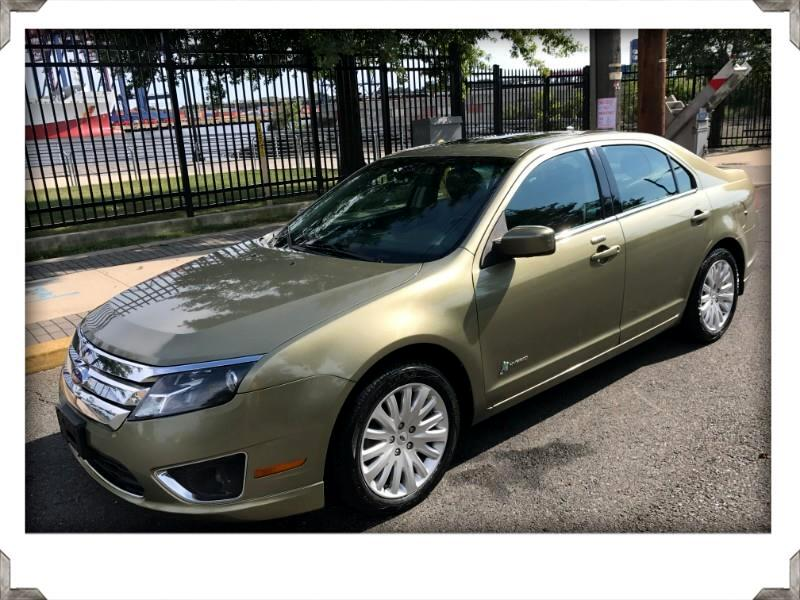 2012 Ford Fusion Hybrid LEATHER SUNROOF NAVIGATION w/BACK UP CAMERA