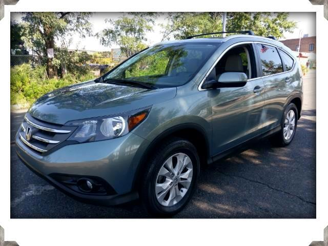 2012 Honda CR-V EX-L LEATHER,SUNROOF,BACKUP CAMERA
