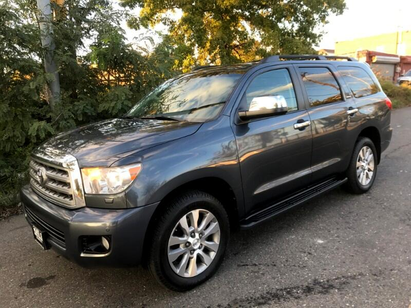 2008 Toyota Sequoia LIMITED 4WD LEATHER SUNROOF NAVI w/BACK-UP CAMERA